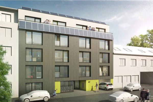 Raum für Architektur Studentenwohnheim