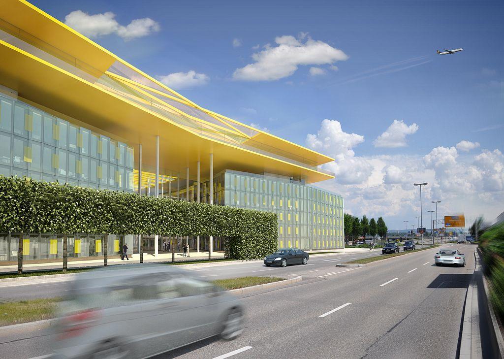 3d Visualisierung Stuttgart wettbewerb ernst stuttgart formfest