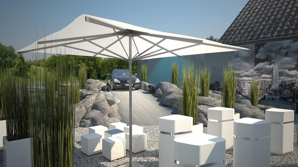 CHIO Mercedes-Benz Präsentation, Aachen, 3D Visualisierung