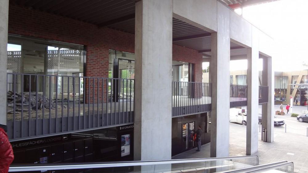 Outlet Center Metzingen, 3D, Visualisierung