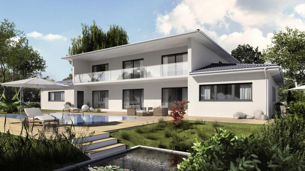 Klimahäuser Kern, 3D Visualisierung
