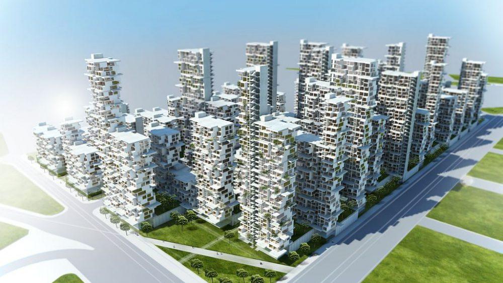 Wettbewerb, Rio de Janeiro, Architektur Visualisierung