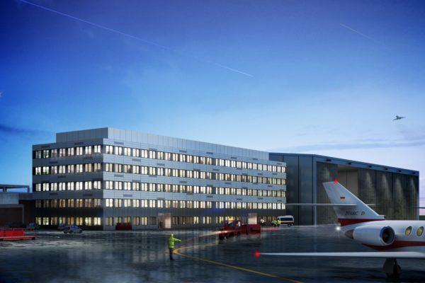 Goldbeck Flughafen Hamburg Wettbewerb