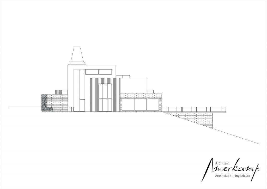 Visualisierung; 3D; Rendering; Krahnenburg; Krahnenberg