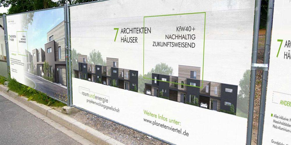 Banner, Poster & Schilder